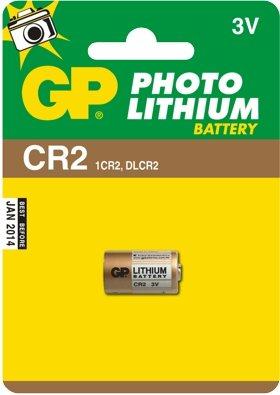 GP CR2 blister 1