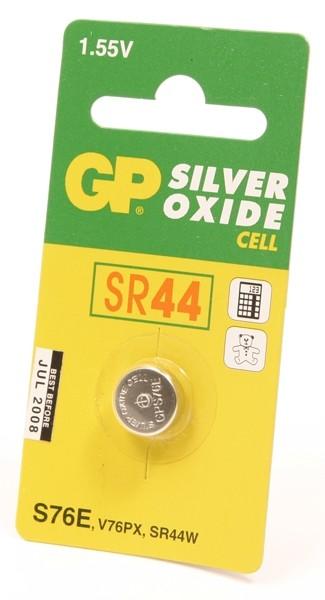 GP SR44 Alkaline Knoopcel S76E