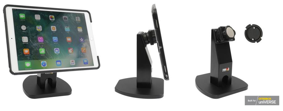 Brodit Table Stand- for Otterbox uniVERSE-magnetic mount