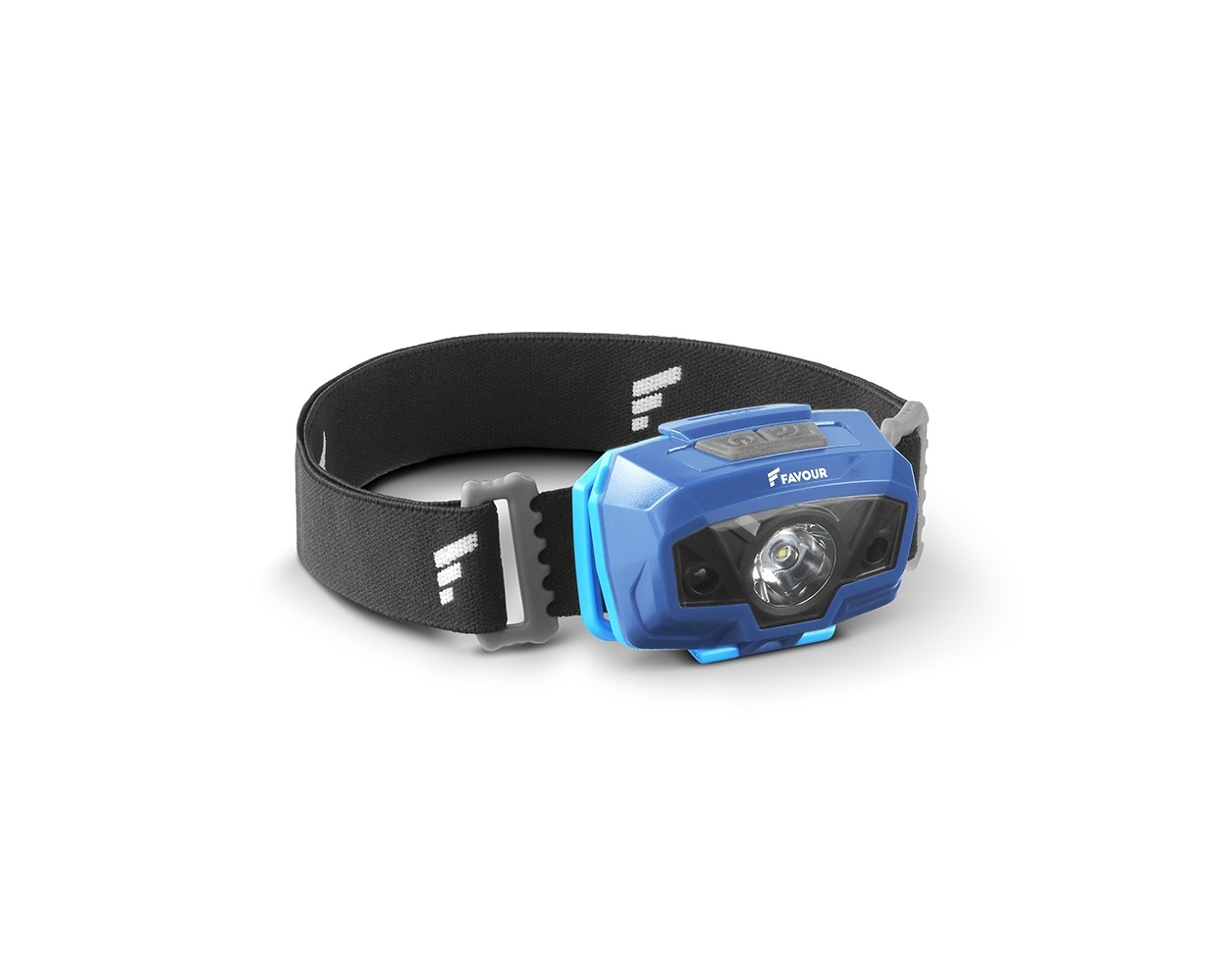 Favour headlamp motion sensor 3xAAA H1632