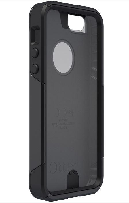Otterbox Commuter Case Apple iPhone SE/5/5S Zwart