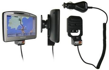 Brodit Houder/lader TomTom GO x20/x30 serie sig. plug