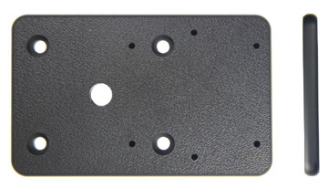 Brodit mounting plate (80x50x5mm) AMPS
