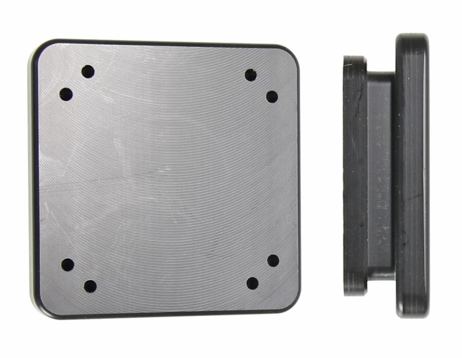Brodit MultiMoveClip Adapter plate - with AMPS-Löcher