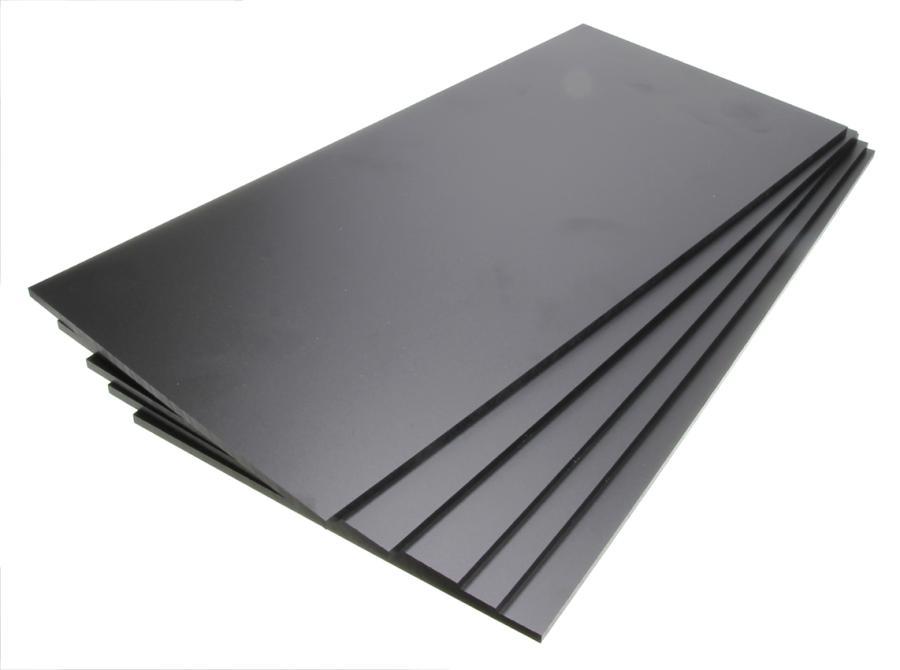 Brodit ABS-Plates 5 stuks (200x420x5mm)