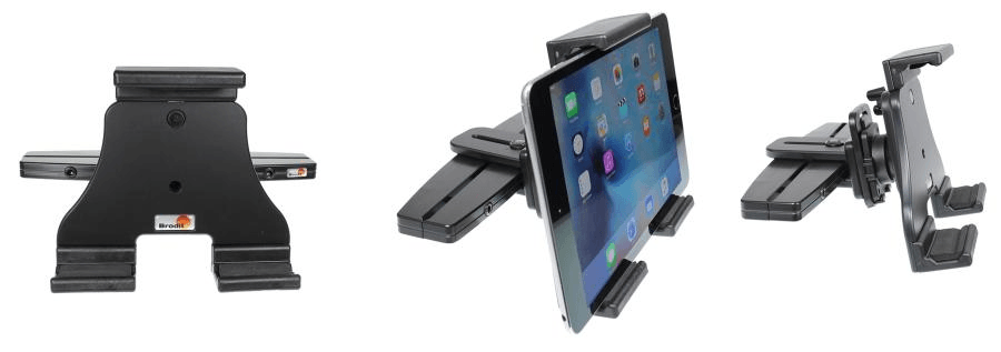 Brodit headrest mount 95/211mm + tablet 120/150/25mm