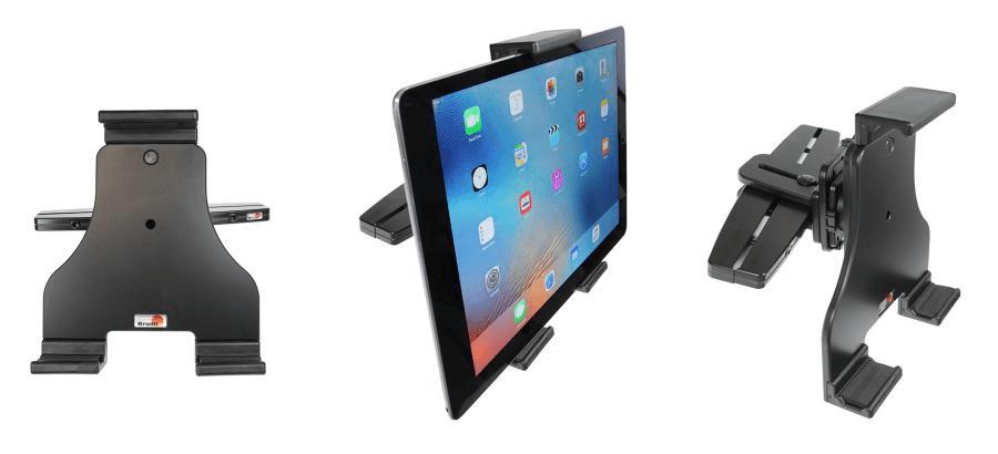 Brodit headrest mount 95/211mm + tablet 180/230/25mm