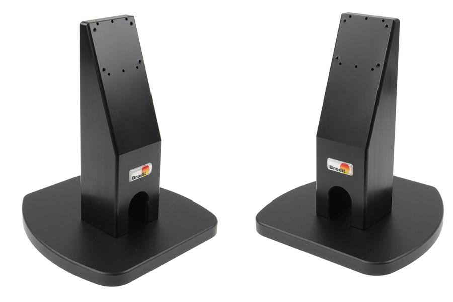 Brodit Table Stand- extra heavy foot