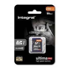 Integral SDHC Card 16GB class 10 80MB/s