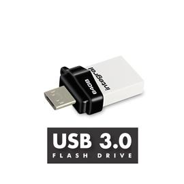Integral 64GB Micro Fusion OTG & USB 3.0 Flash Drive