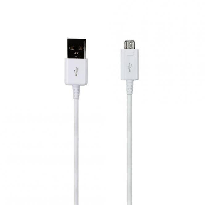 Datakabel micro USB  USB Samsung EP-DG925 1.2m wit