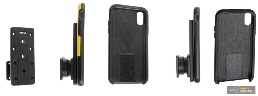 Brodit Rail mount for Otterbox uniVERSE phone cases