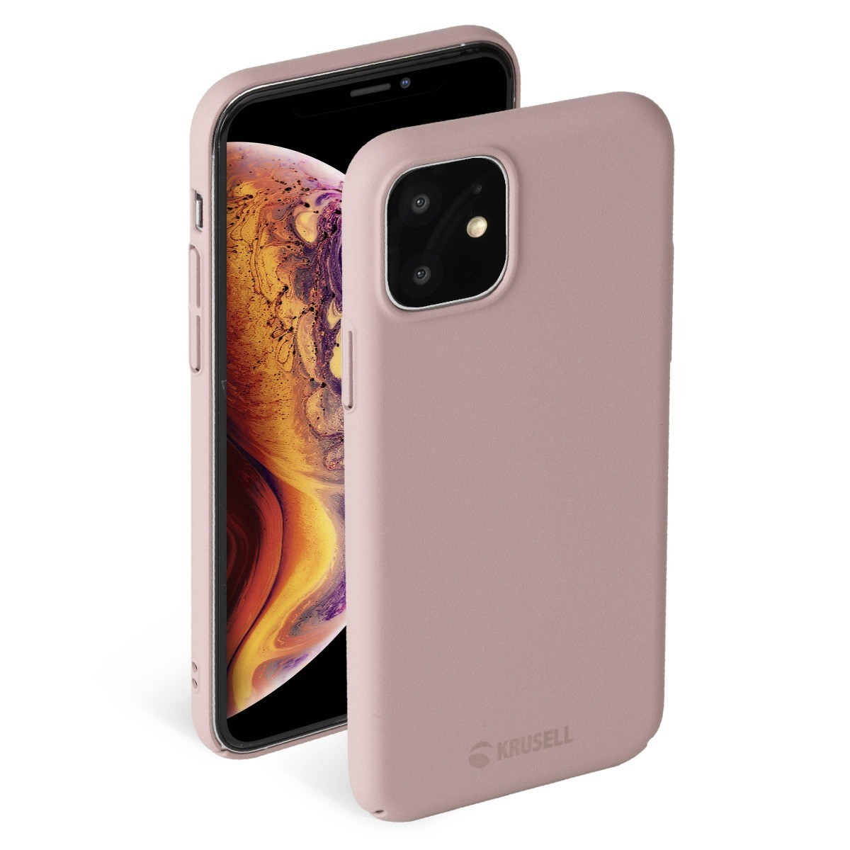 Krusell Sandby Cover Apple iPhone 11  - Pink