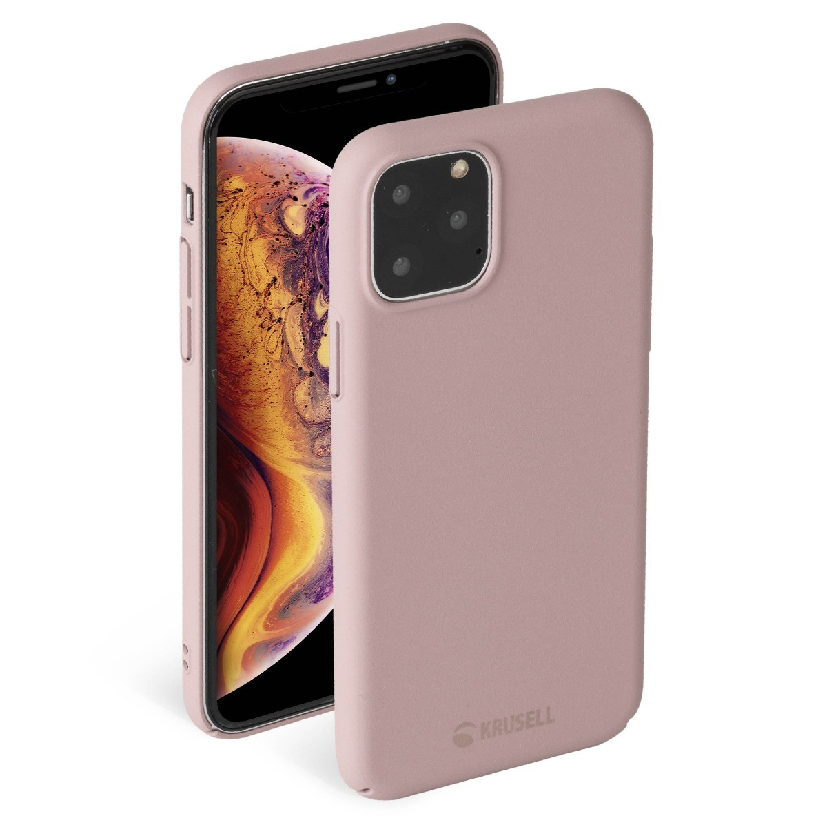 Krusell Sandby Cover Apple iPhone 11 Pro Max - Pink