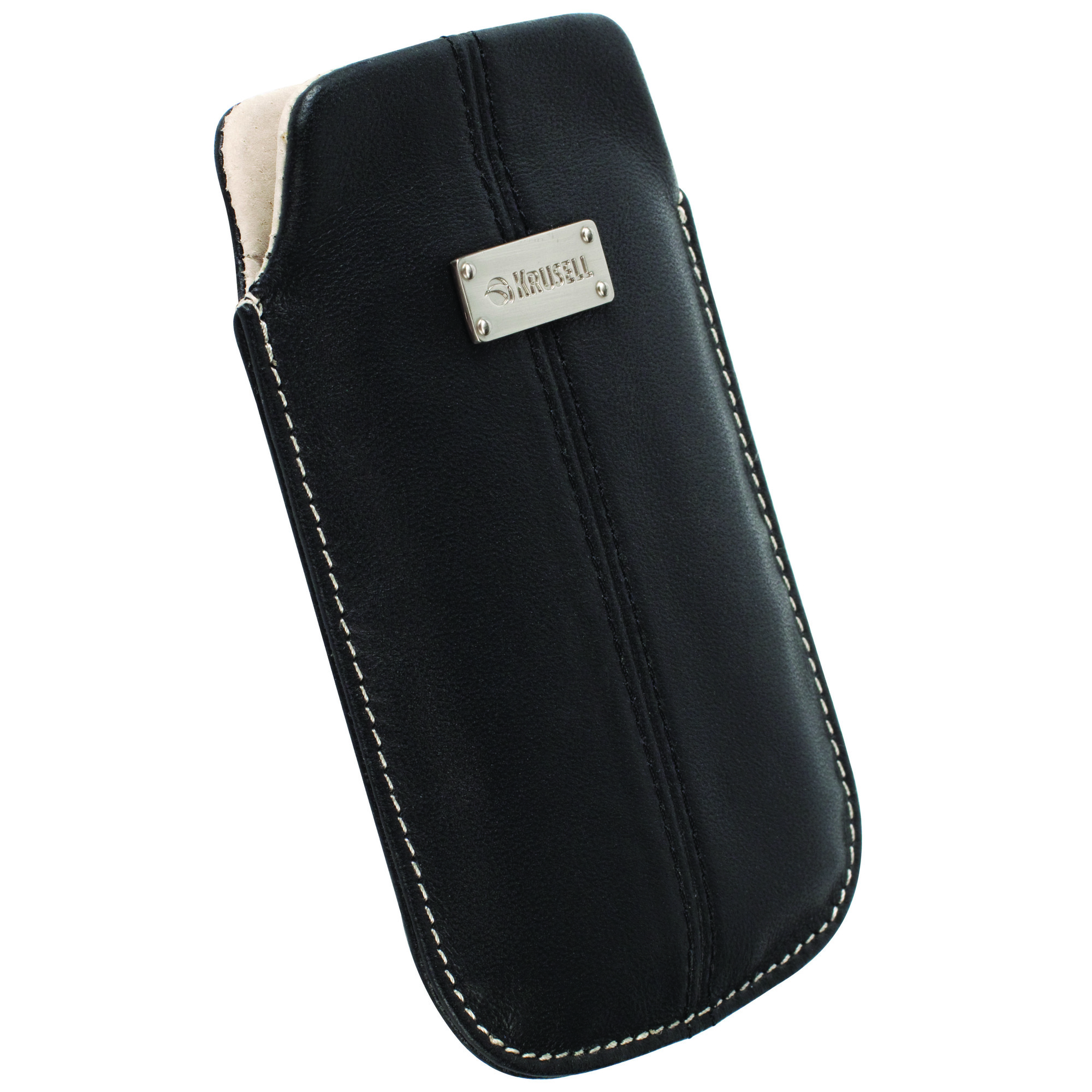 Krusell Luna Mobile Pouch 3XL Black/Sand