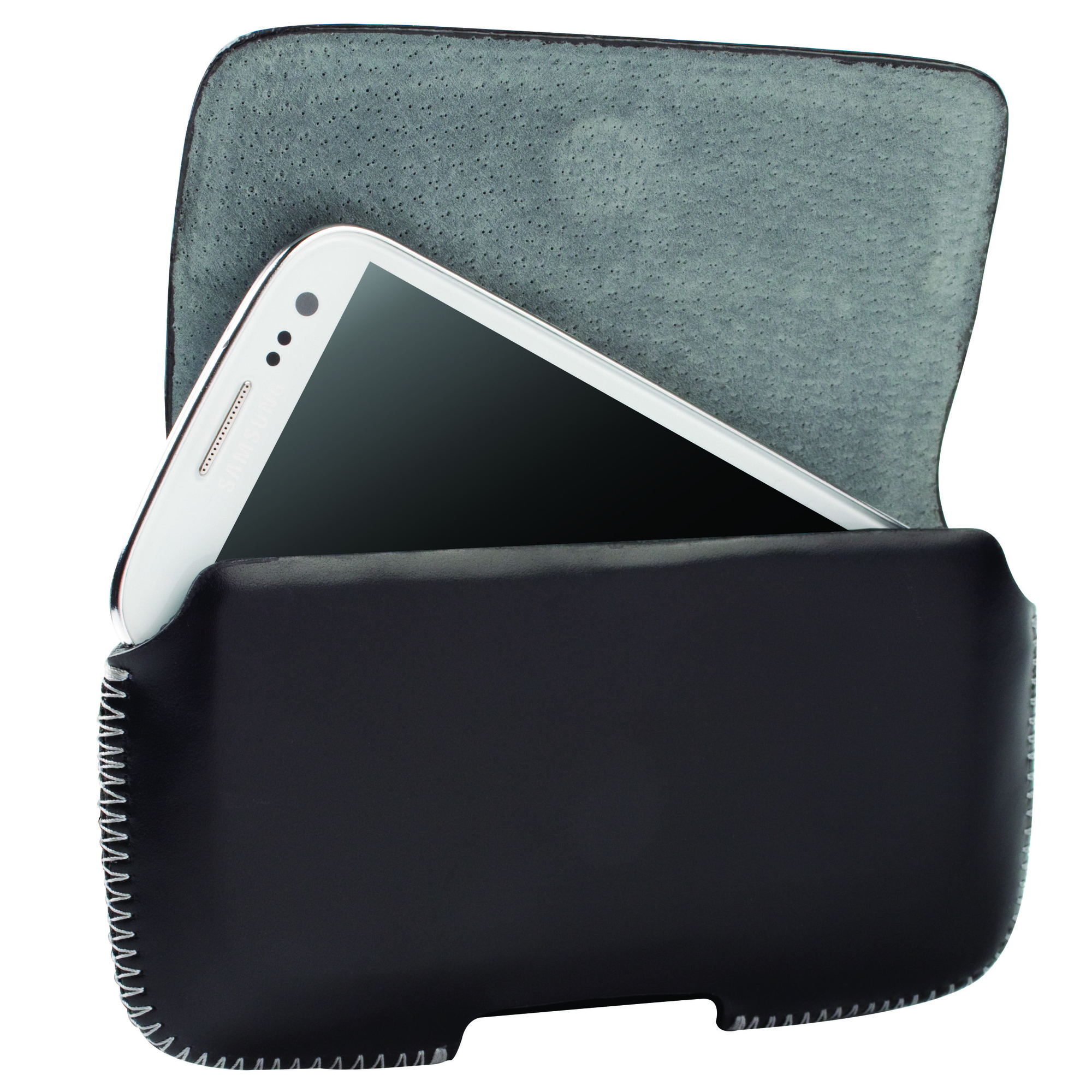 Krusell Hector Mobile Case 3XL Black