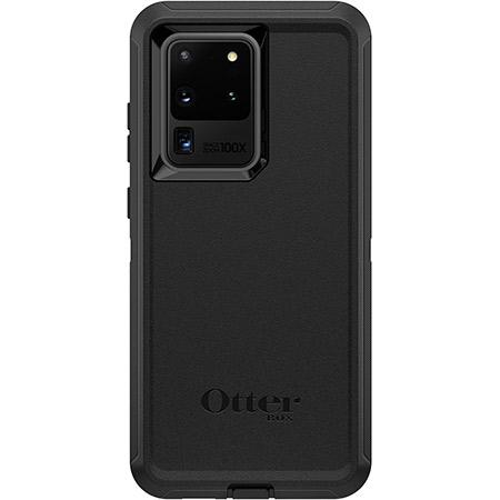 Otterbox Defender Case Samsung Galaxy S20 Ultra - Zwart