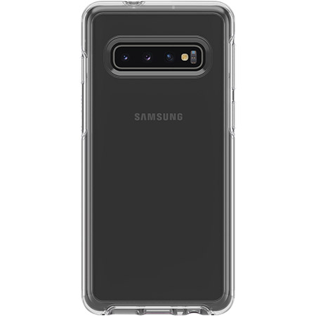 Otterbox Symmetry Clear Case Samsung Galaxy S10-transparant