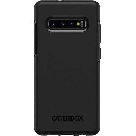 Otterbox Symmetry Case Samsung Galaxy Note 10+ - Zwart