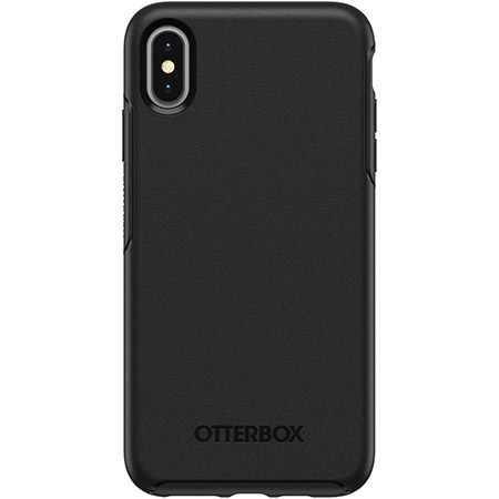 Otterbox Symmetry Case Apple iPhone Xs Max - Zwart