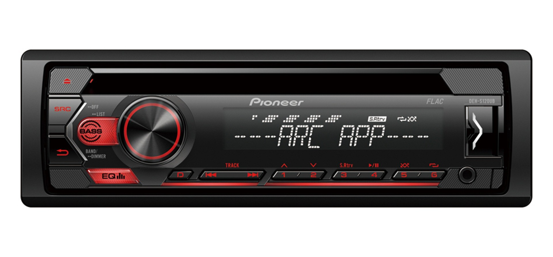 Pioneer DEH-S120UB CD/USB/AUX 1DIN
