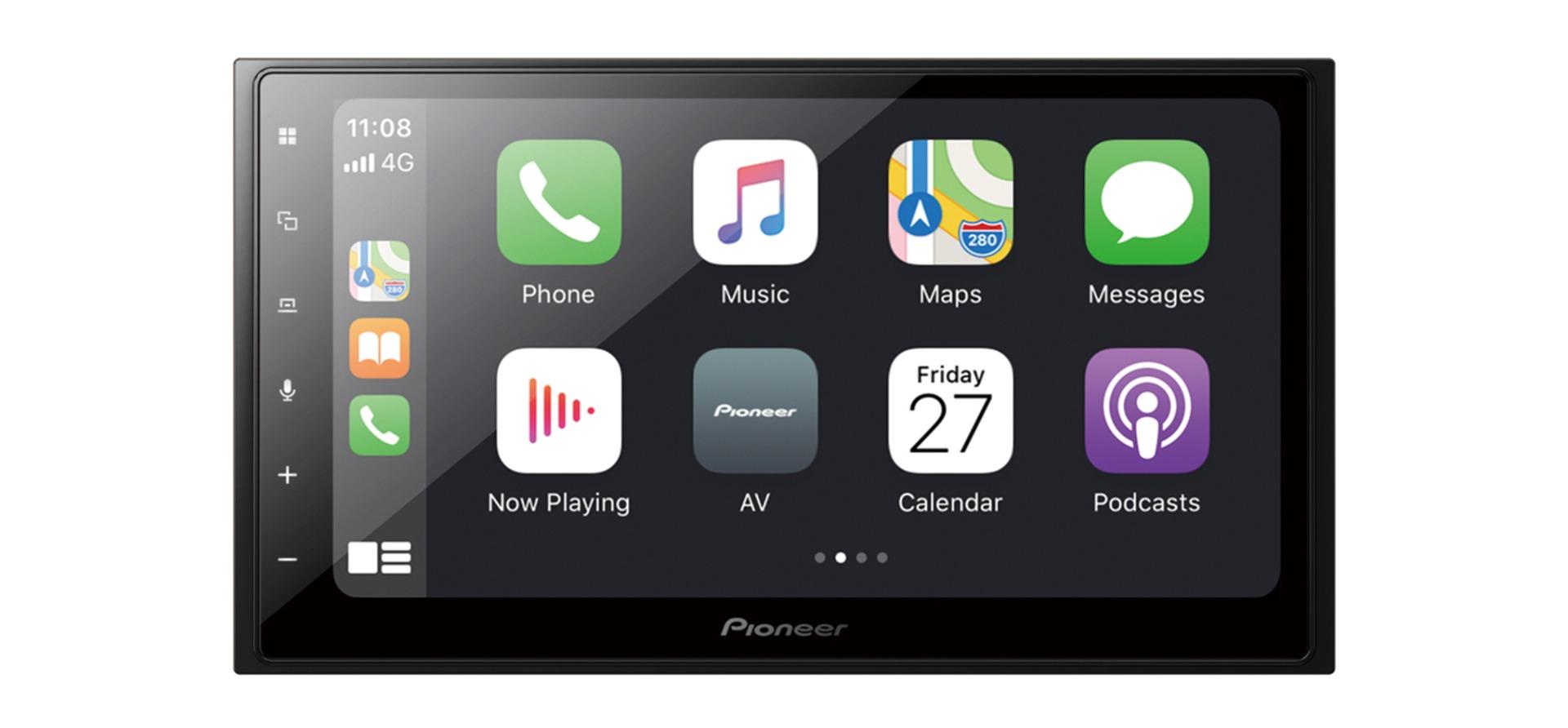 "Pioneer SPH-DA250DAB 2DIN 6.8"" Multimedia Receiver"