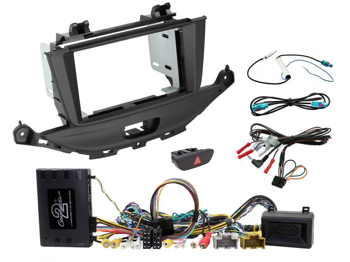2DIN KIT Opel Astra K (with Intellilink) 2017-2020