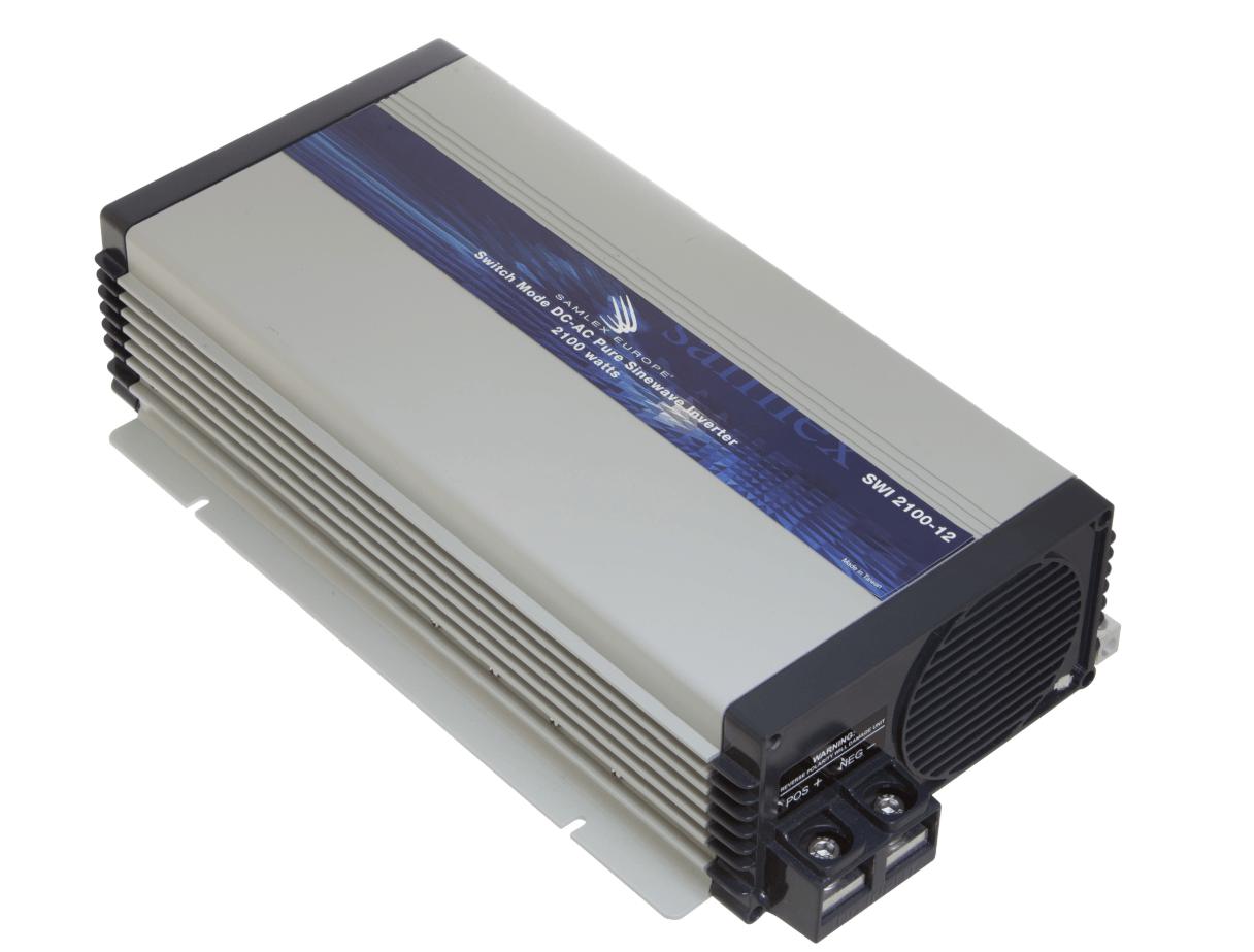Omvormer 12V - 230V 2100W zuivere sinus
