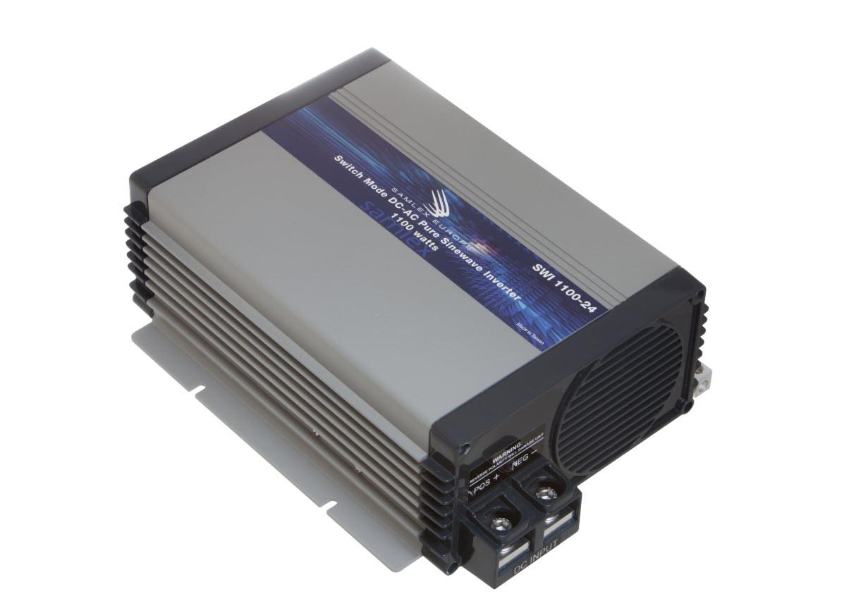 Omvormer 24V - 230V 1100W zuivere sinus