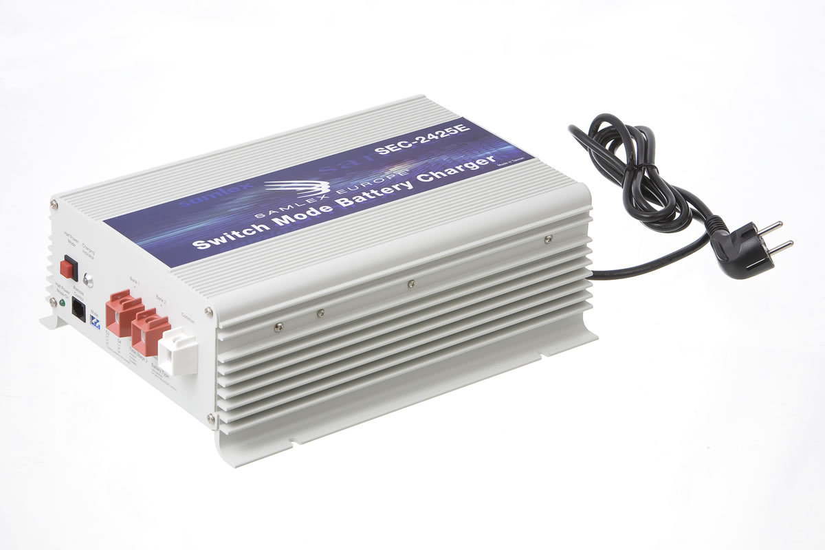 Battery Chargers 25 Amps 27.6-29.6 VDC