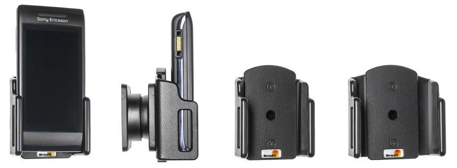 Brodit holder adjustable voor with 49-63mm/ 9-13mm