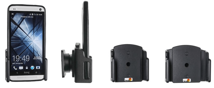 Brodit houder verstelbaar 62-77/9-13mm bxd