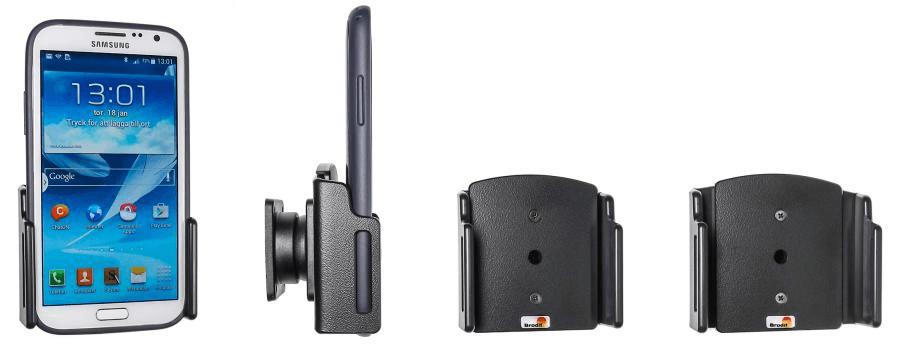 Brodit houder Universeel voor breedte 75-89mm / dik 6-10mm