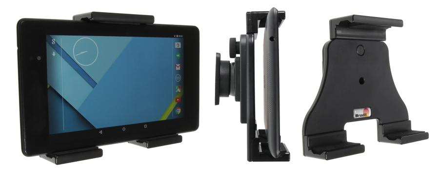 Brodit holder adjustable Tablet 120-150mm/ 25mm