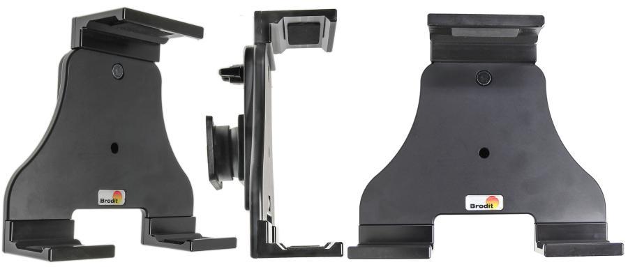Brodit holder Universeel Tablet 140-195mm/ 30mm.