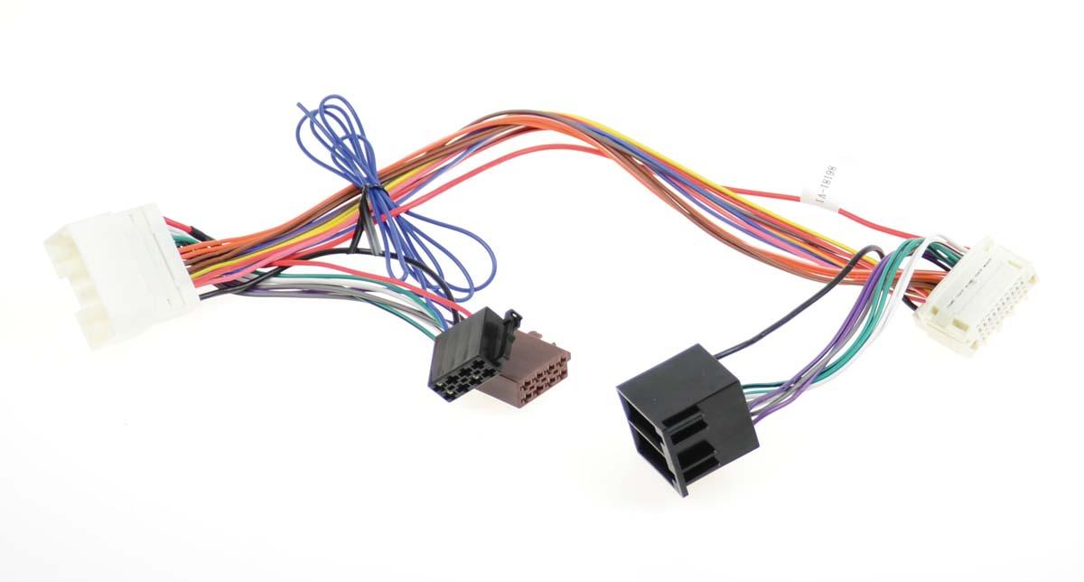 ISO2CAR Chrysler / Dodge / Fiat 2011-