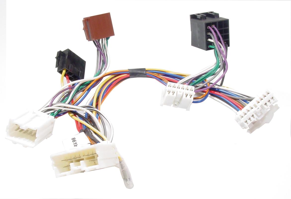 ISO2CAR VOLVO 850 / 960S / V40 / S / V / C 70 (-2000)