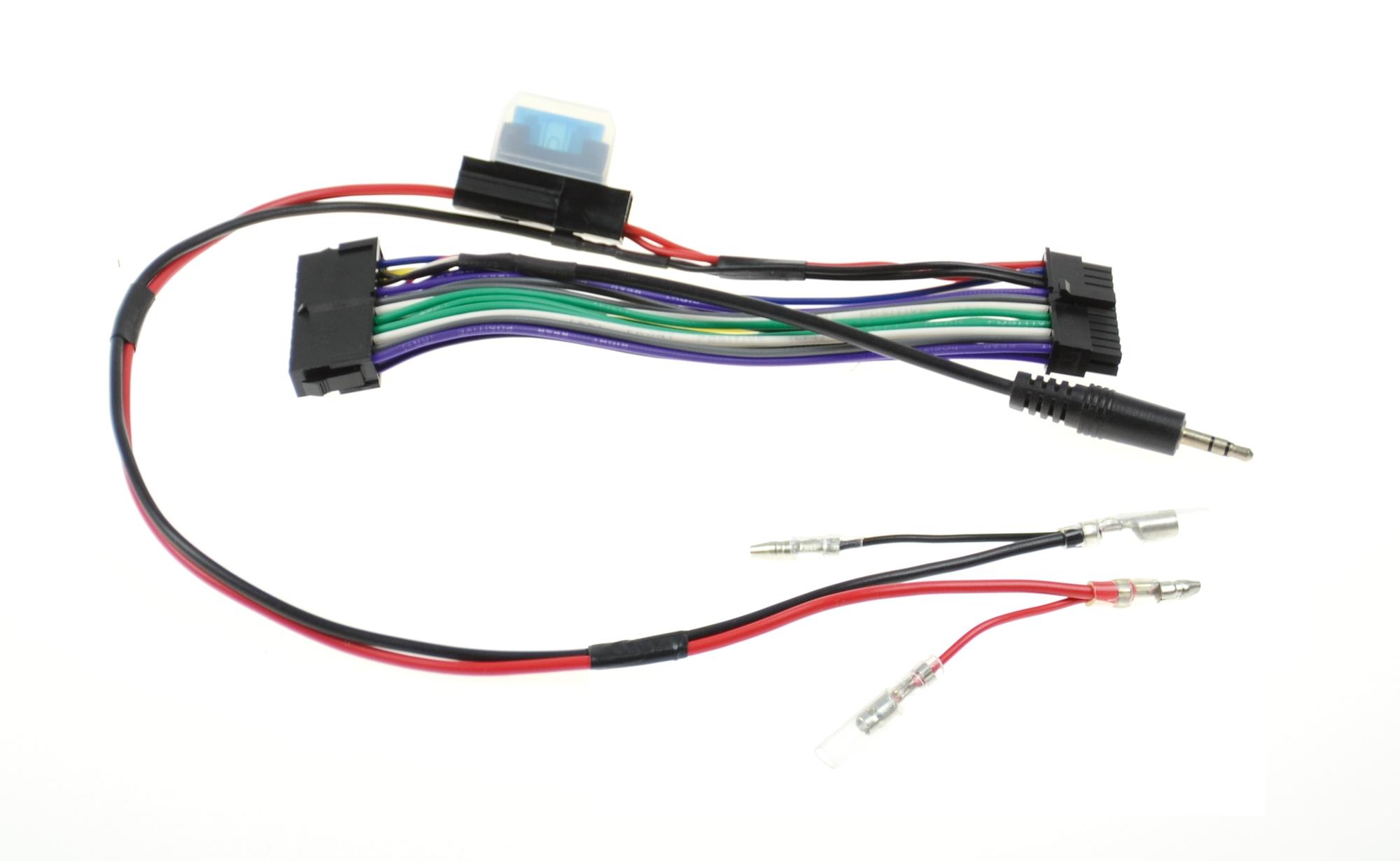 Kram Audio2Car adapter naar Parrot Asteroid Mini / Tablet
