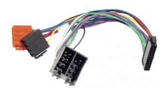 m-use Adapter 24 PIN  ISO tbv Parrot CK3100/CK3000