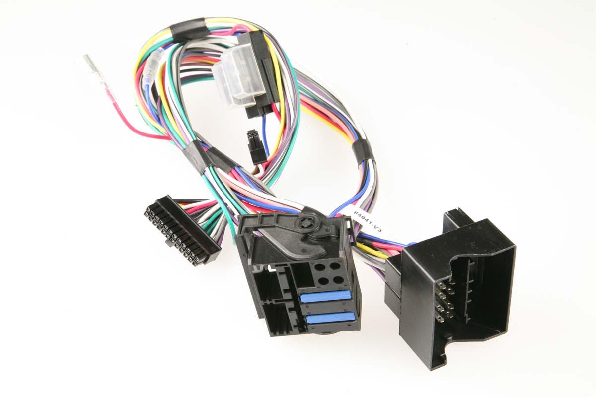 m-use carkitkabel 24 PIN -- VW Delta Radio/RNS Navi/VW M
