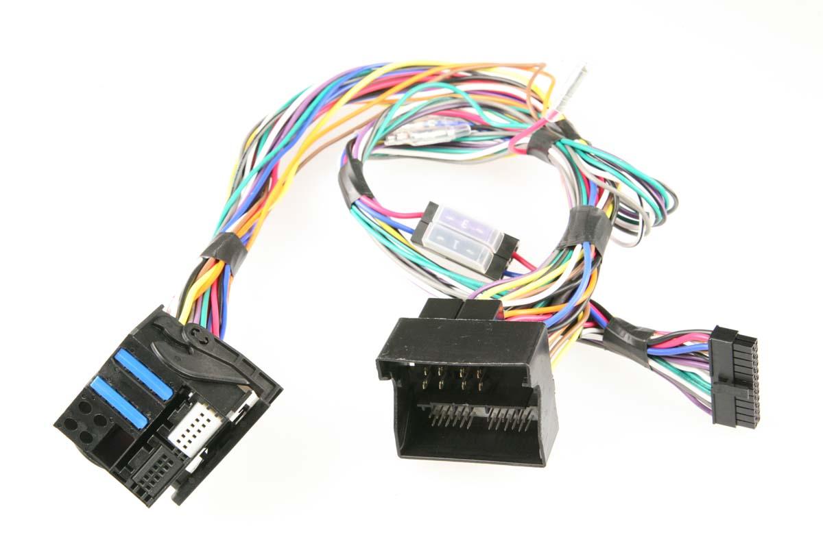 m-use carkitkabel 24 PIN -- BMW 2009- 40 PIN