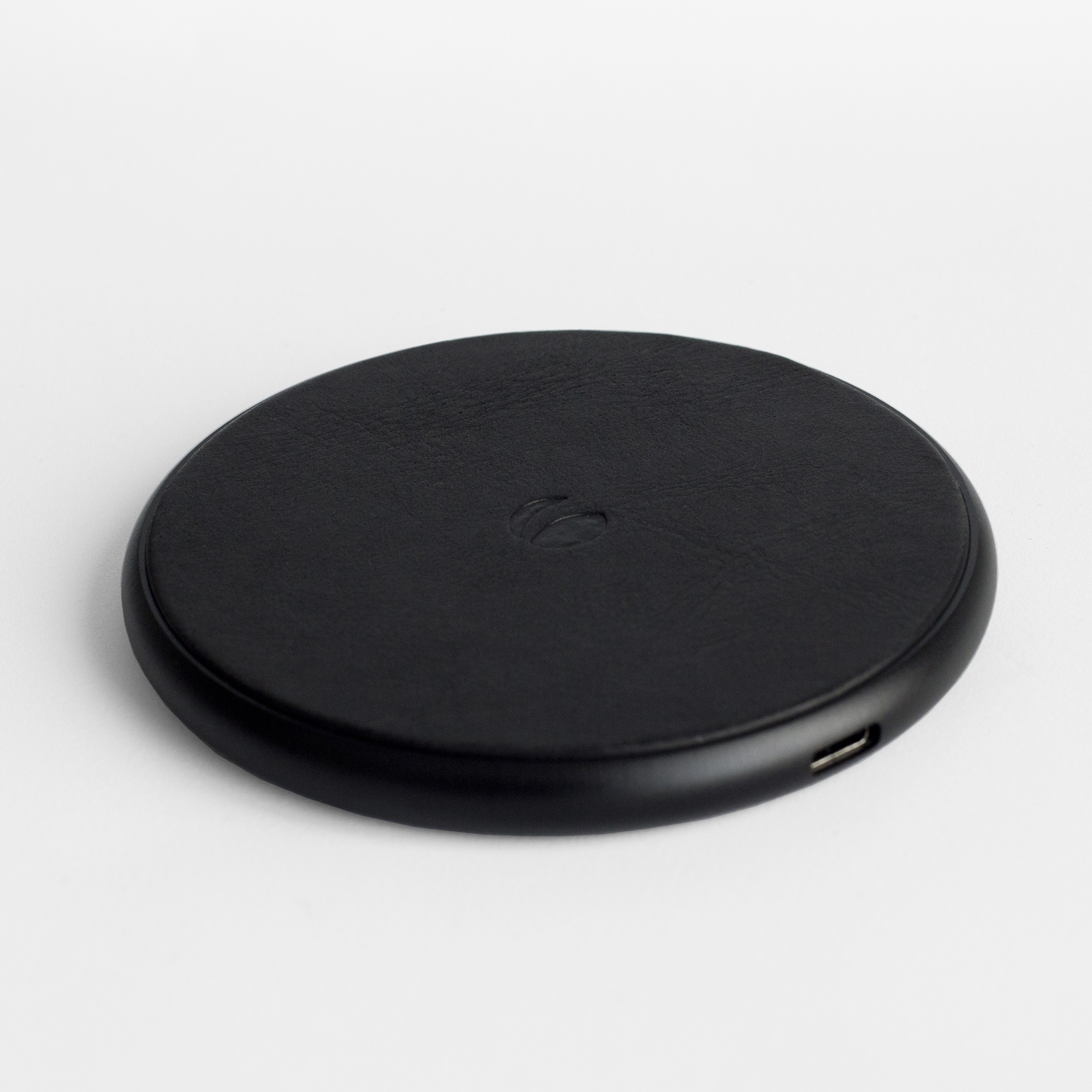 Krusell Sunne Wireless Charger Universal- Vintage Black
