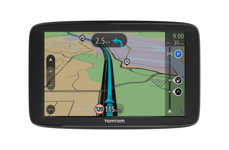 "TomTom Start 62 Europa 6"" 45 LND (Free Lifetime Maps)"