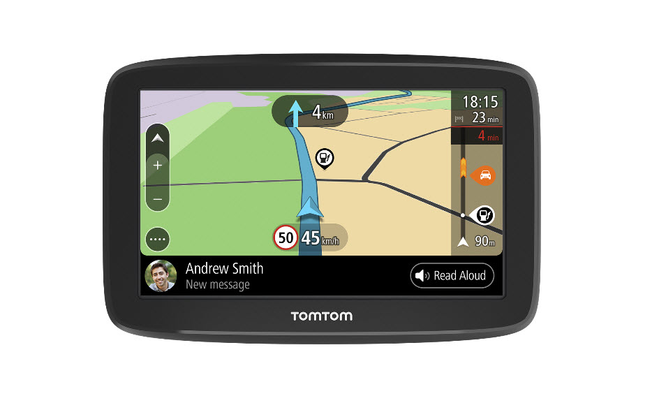 "TomTom GO BASIC 5"" EU45 (Free Lifetime Maps)"