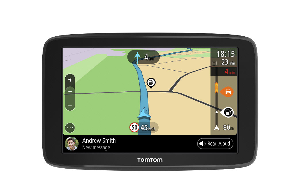 "TomTom GO BASIC 6"" EU45 (Free Lifetime Maps)"