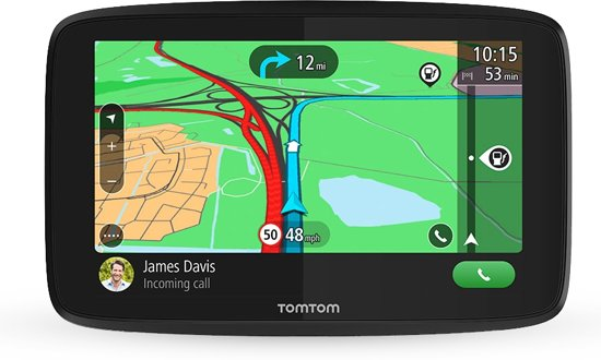 "TomTom GO ESSENTIAL 6"" EU45 (Free Lifetime Maps)"