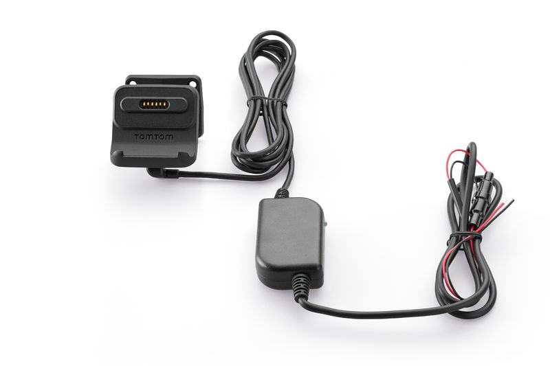 TomTom GO 520x/620x World serie active dock fixed install