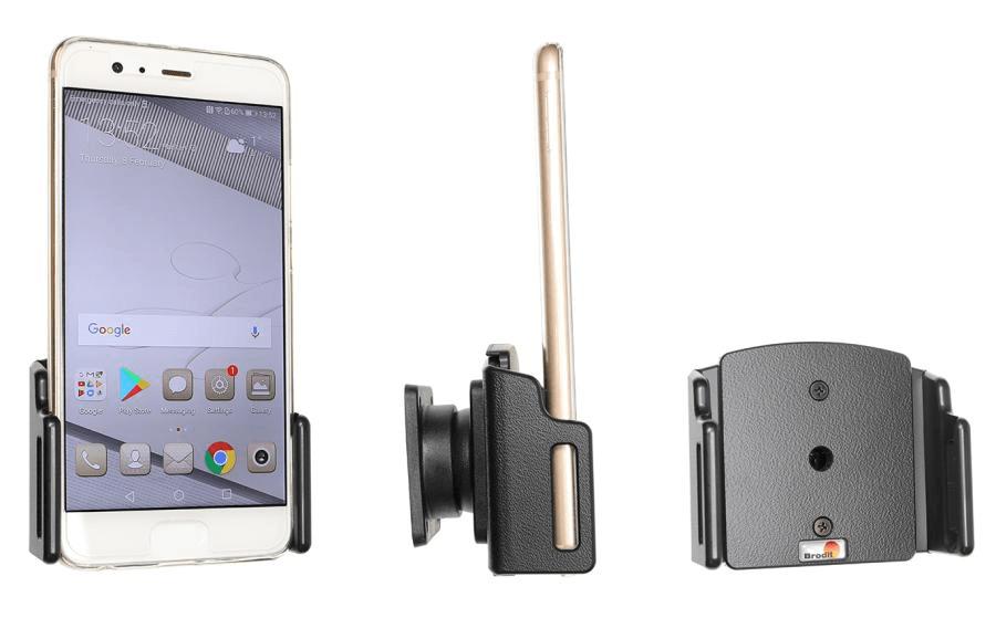 Brodit passive adjustable holder 70-83/2-10mm wxd