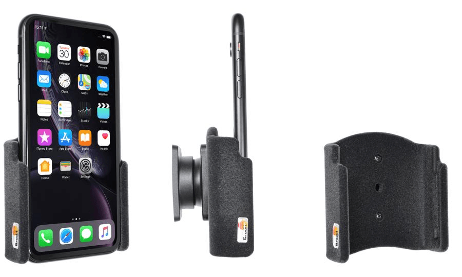 Brodit passive holder Apple iPhone XR/11 Padded
