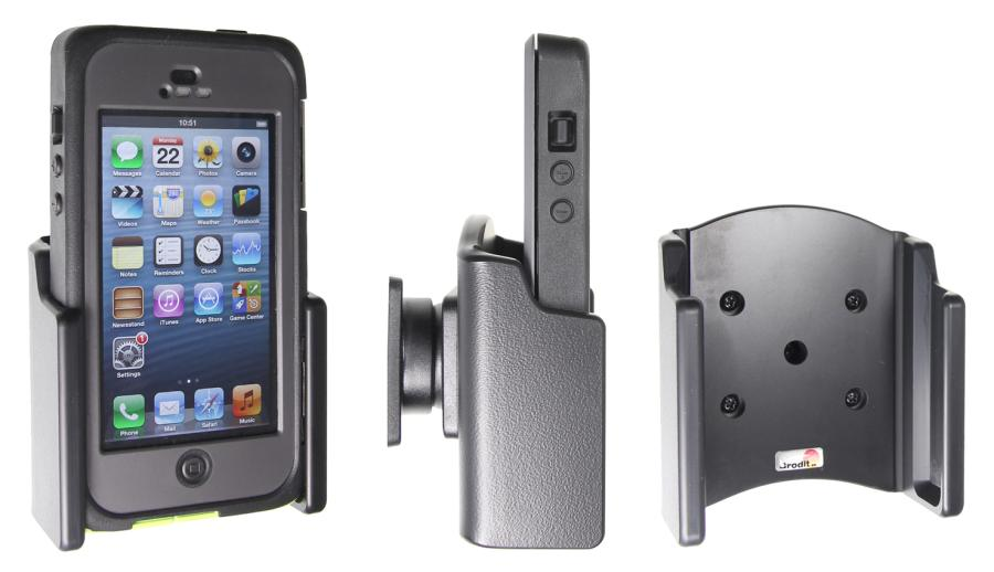 Brodit houder Apple iPhone 5/5S tbv Otterbox Armor serie